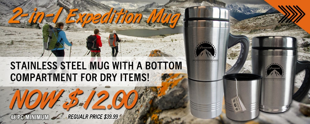 Expedition 2-in-1 Mug