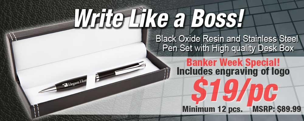 Black Oxide Pen