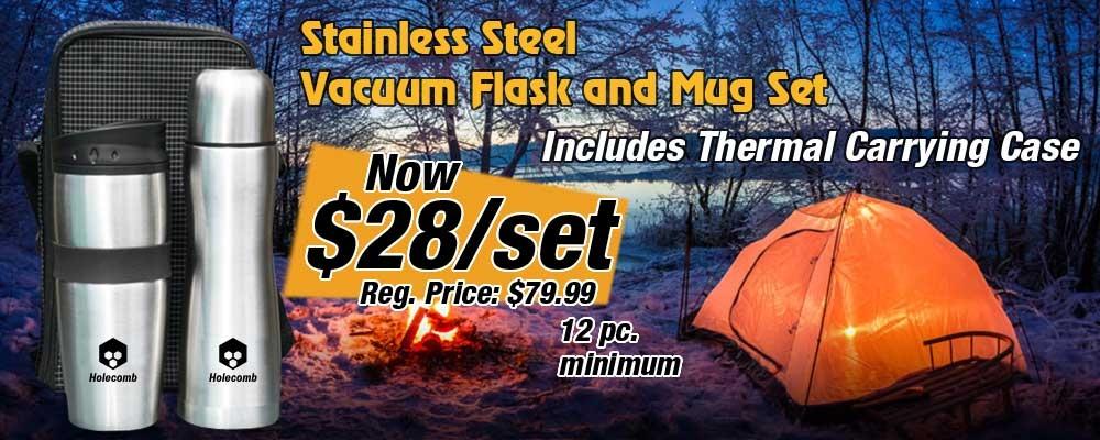 Mug and Flask Set