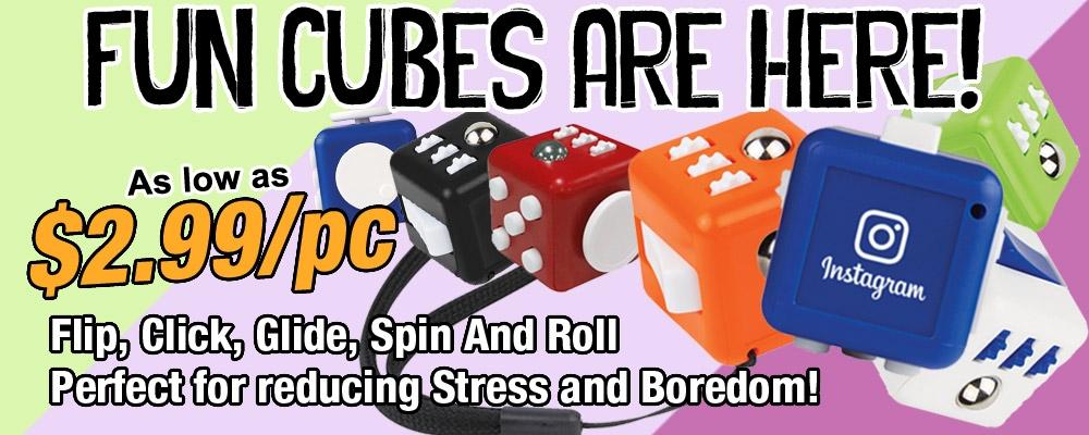 Fun Cubes