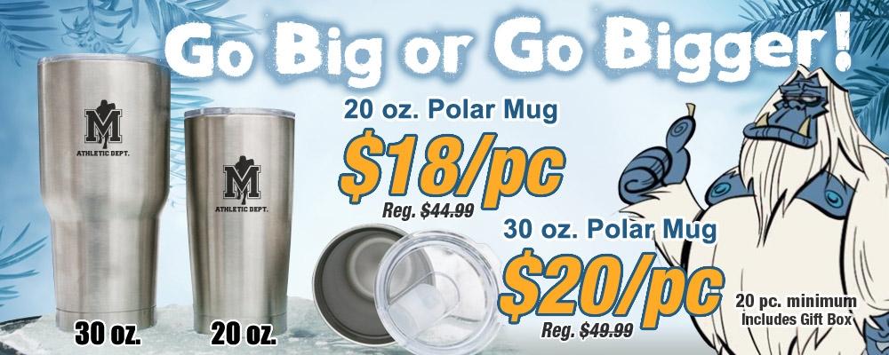 30 oz Polar Mug