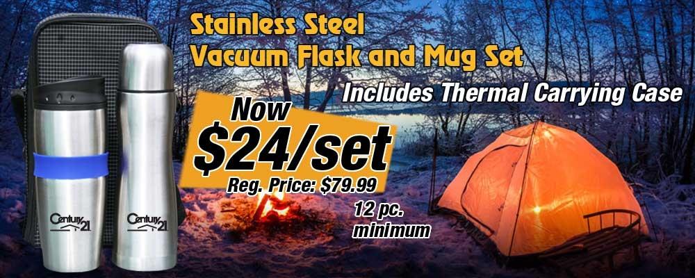 Mug Flask Set