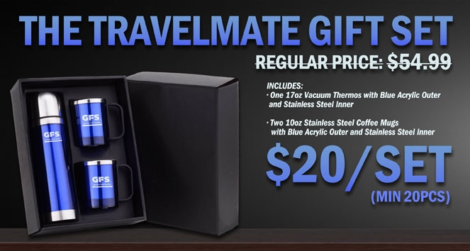Travelmate Gift Set